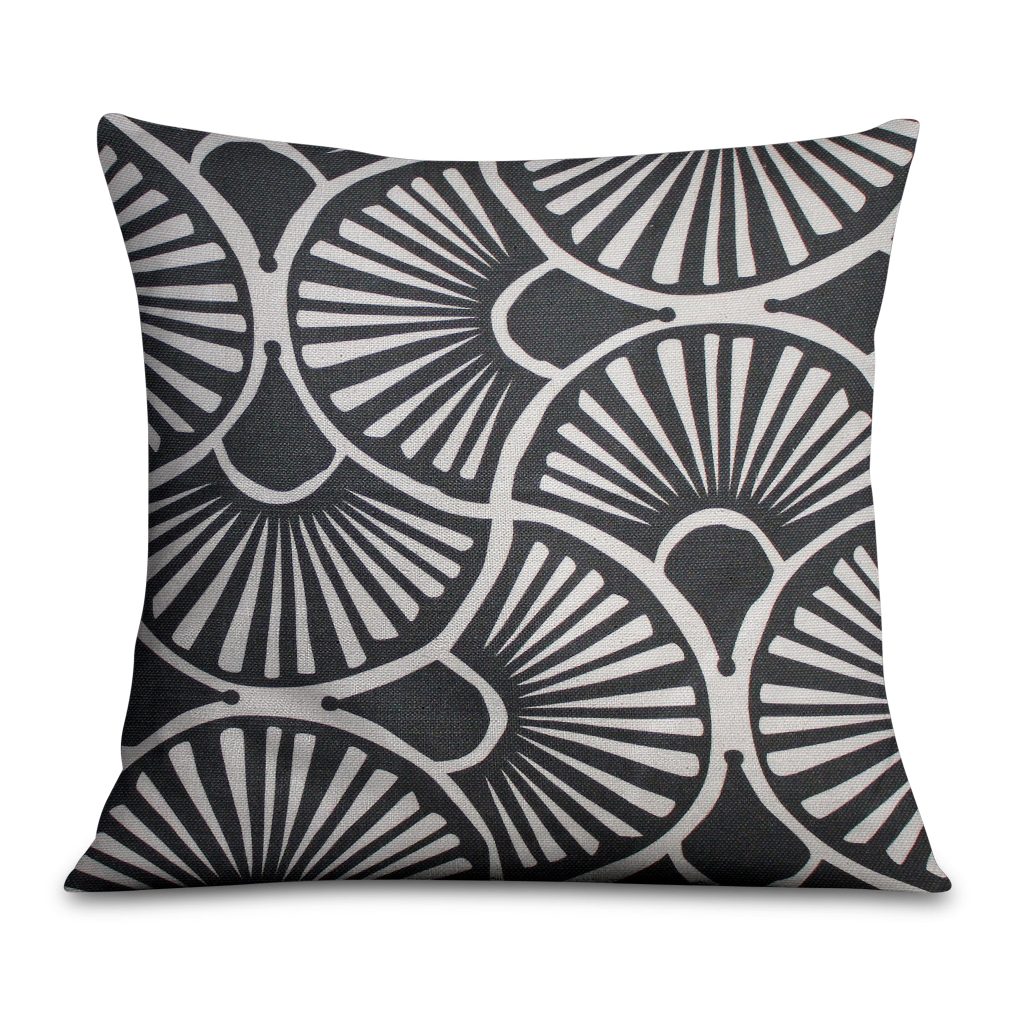 Fantuti Charcoal On Tint Pillow