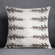 Load image into Gallery viewer, Fern N Dot Stone Pillow
