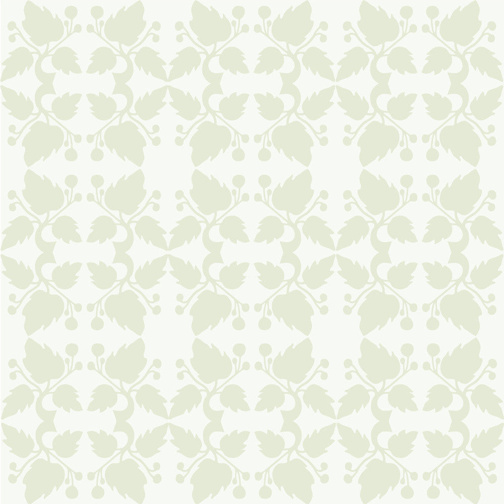 WHITWORTH Mint & Mint Wallcovering