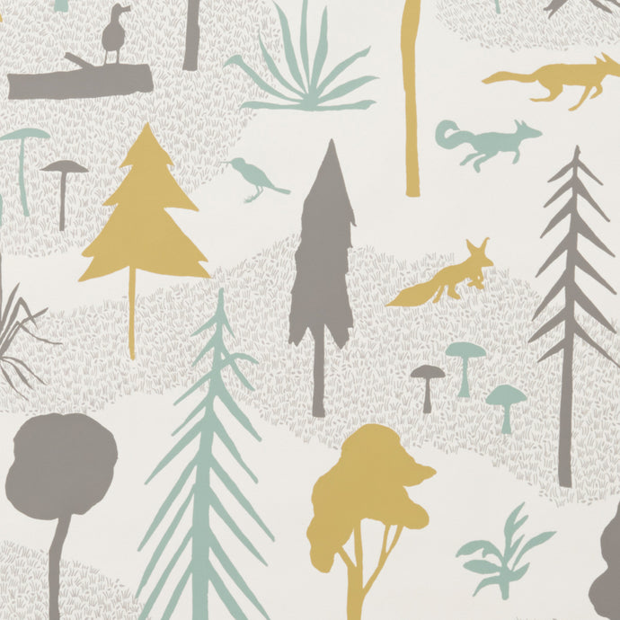 Wilderness - Dawn Wallcovering