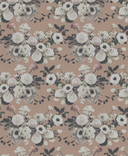 Load image into Gallery viewer, Into The Garden Peach Wallcovering