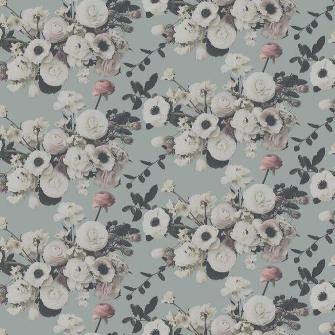Into The Garden Sage Wallcovering