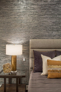 Waves Autumn Harbor Wallcovering