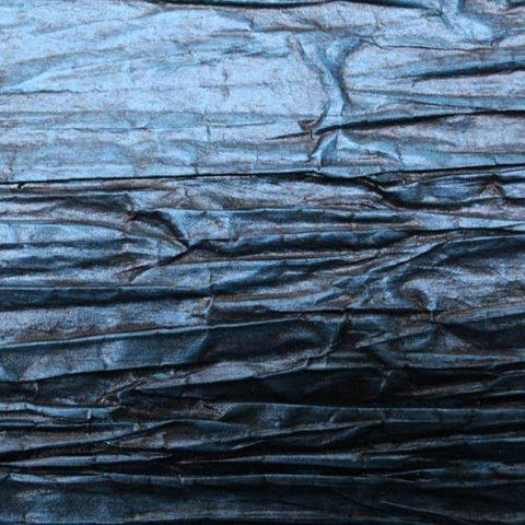 Waves Deep Blue Wallcovering