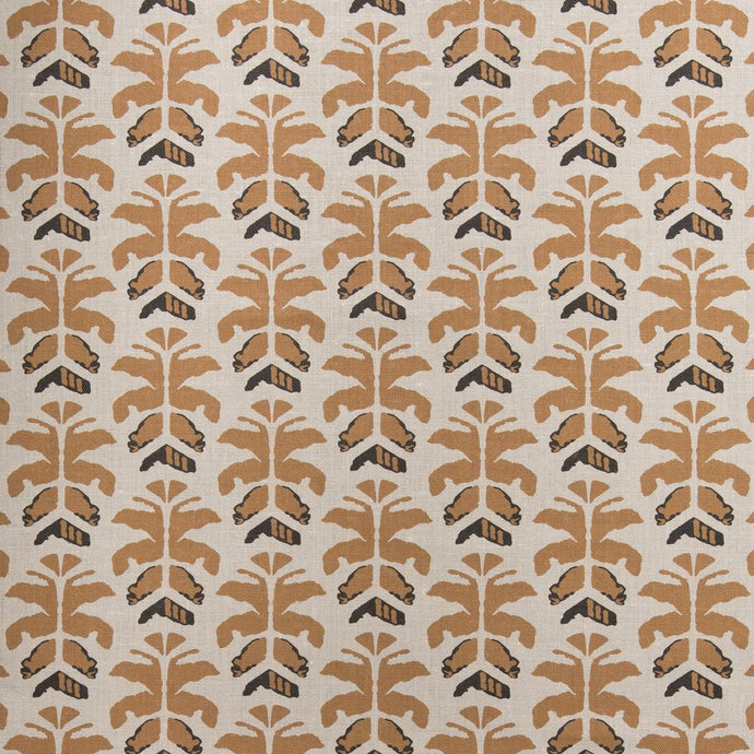 Wild Palms Sahara Fabric