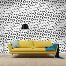 Load image into Gallery viewer, DOMINO Indigo Wallcovering