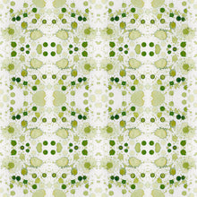 Load image into Gallery viewer, Splatter Green With Envy Wallcovering
