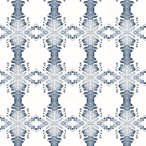Arkat Blues Wallcovering