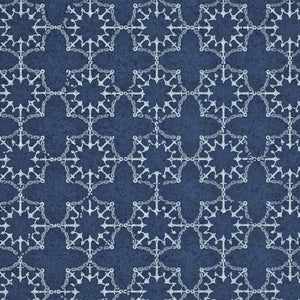 Anchor Tile Marine Wallpaper