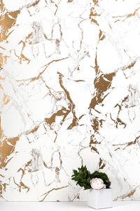 Levante Bianco Wallcovering