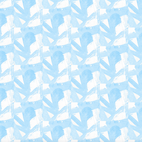 42614-1 Blue Wallcovering
