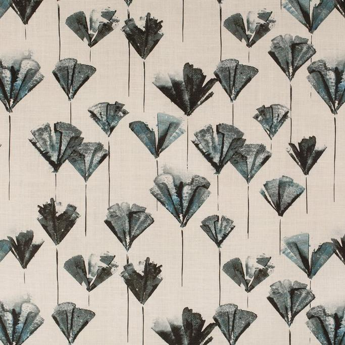 Botanica (Ink) Fabric