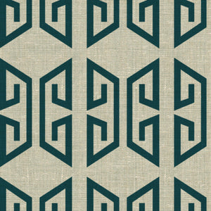 Cleo Carie Green Fabric
