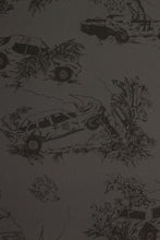 Load image into Gallery viewer, Toile de Derby Burnt Rubber Wallcovering