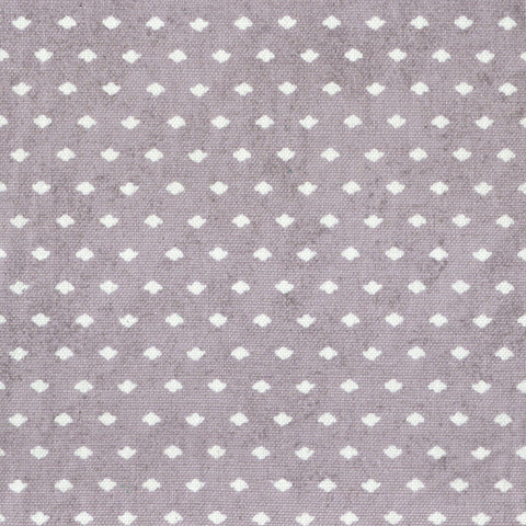 Calico Dot Lavender Fabric