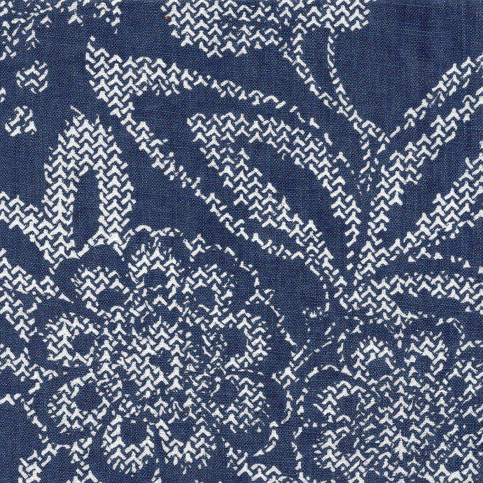 chintz navy