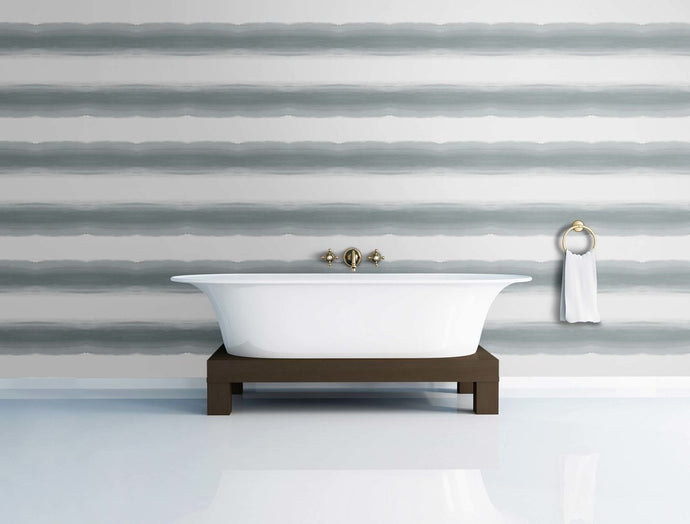 Wave Storm Type II Wallcovering