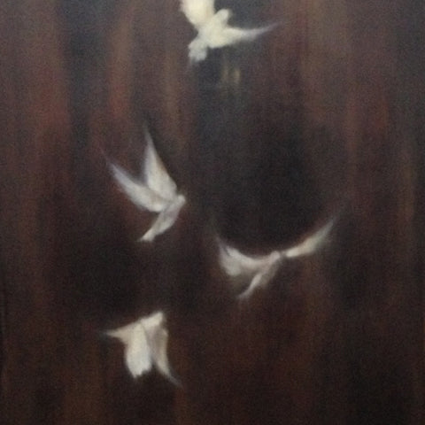 Donna Hughes Eternal Flight II