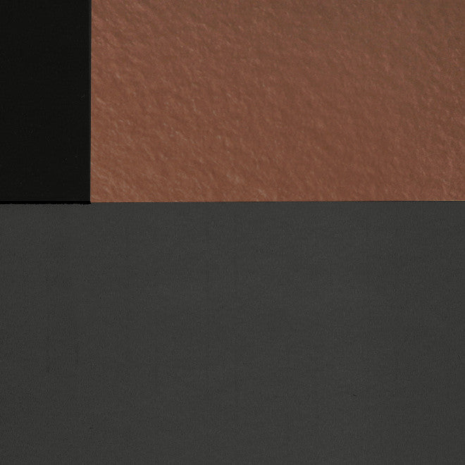 Block Copper Burnish Wallcovering