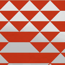 Load image into Gallery viewer, Teepee Orange Silver Wallcovering