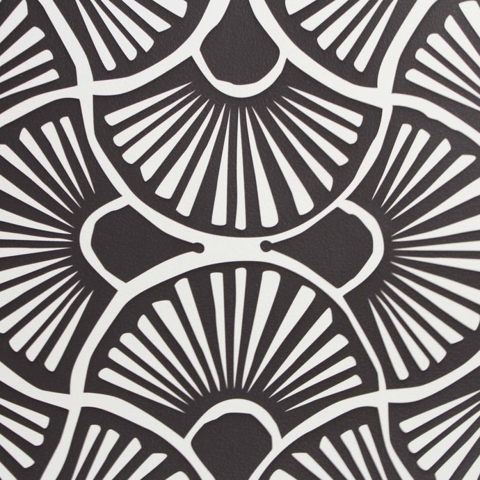 Fantuti Black White Wallcovering