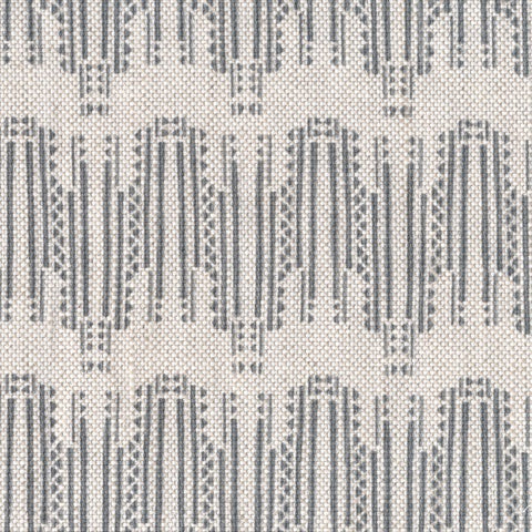 Empire Charcoal Fabric