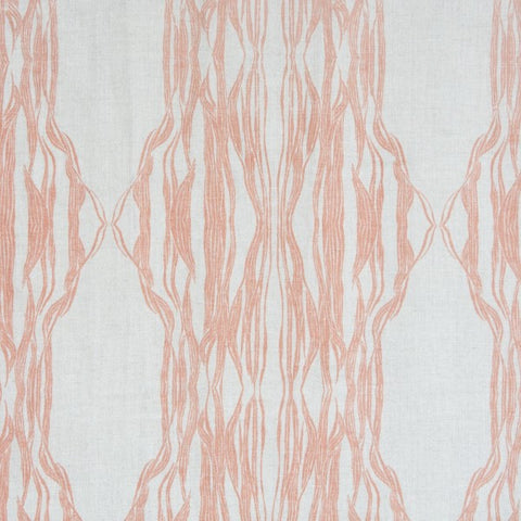 Flow Coral Fabric