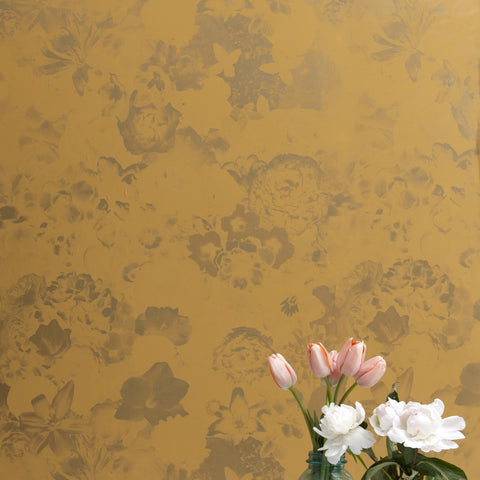 Full Bloom Asiatic Wallcovering