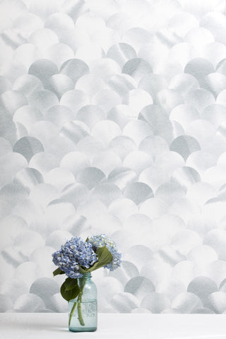 Finisterra Silver Birch Wallcovering