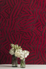 Load image into Gallery viewer, Folded Boysen Berry Jam Wallcovering