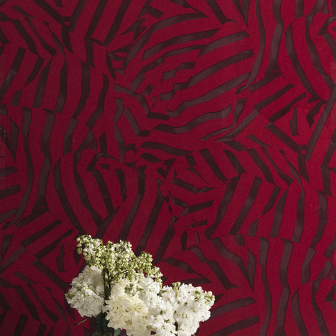 Folded Boysen Berry Jam Wallcovering