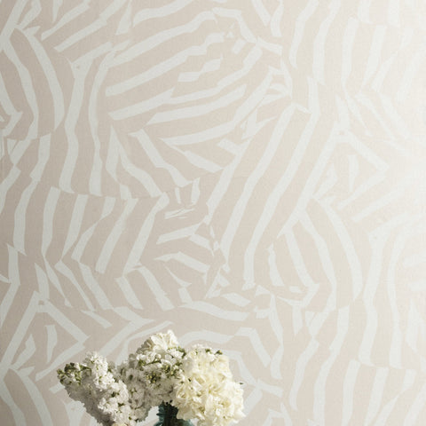 Folded Paper Wallcovering