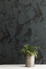 Load image into Gallery viewer, Levante Nero Wallcovering