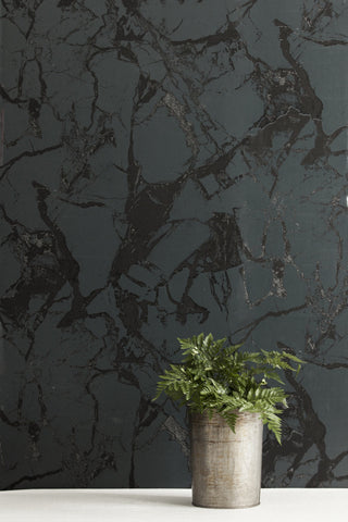 Levante Nero Wallcovering