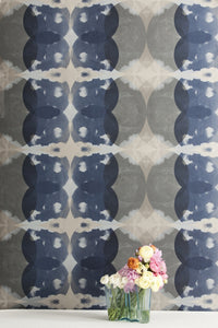 Nimbo Noctilucent Wallcovering