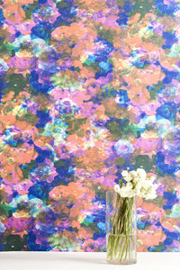 Perennial Wildflowers Wallcovering