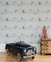 Load image into Gallery viewer, Highland Fling JTHF01  Blue Wallcovering