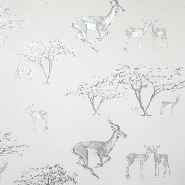 The Tribe MetallicWallcovering