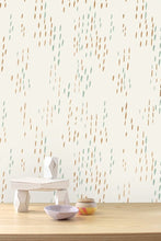 Load image into Gallery viewer, The Sou'Wester Copper and Patina  Wallcovering