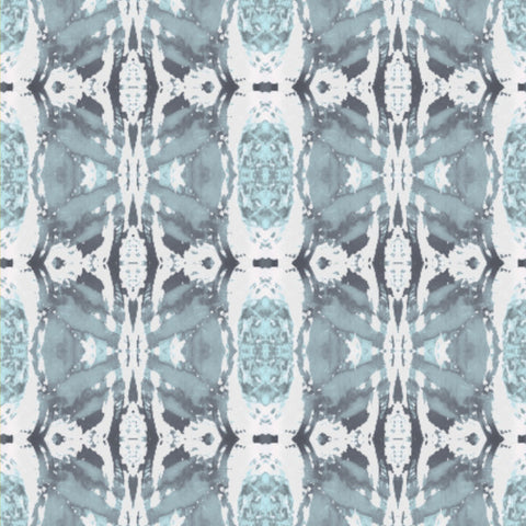 125-5--1  Blue Grey Fabric