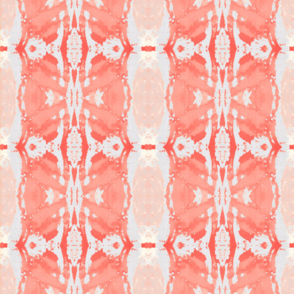 125-5--2  Coral Grey Fabric