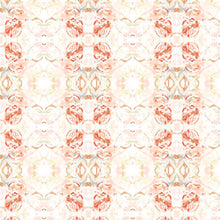 Load image into Gallery viewer, 411--3 Red Peach Mint Fabric