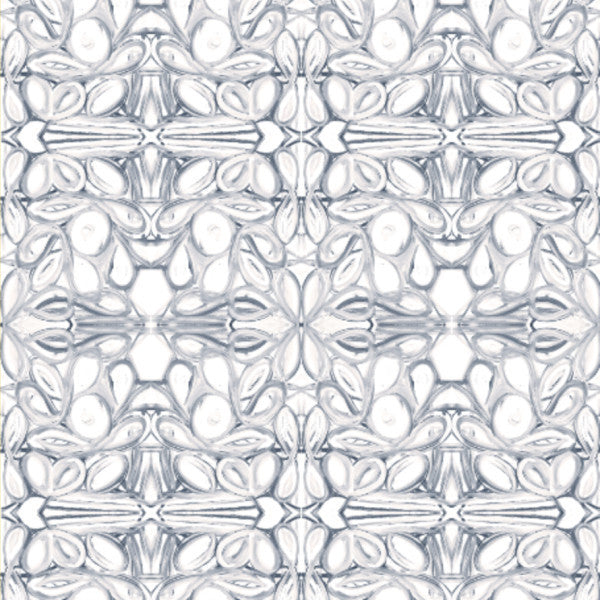5114--1 Blue White Fabric