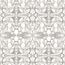 Load image into Gallery viewer, 5114--2 Grey White Fabric