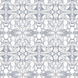 5114 Blue White Wallcovering