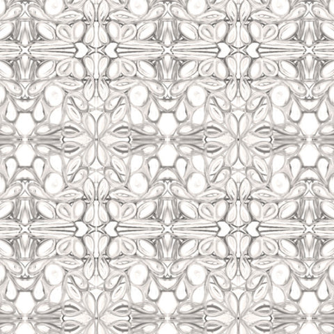 5114 Grey White Wallcovering