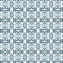 Load image into Gallery viewer, 6314-3 Aqua Wallcovering