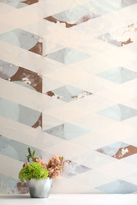 To & Fro Madeleine Wallcovering