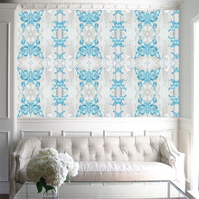 Load image into Gallery viewer, Mariposa in Lapis Wallcovering
