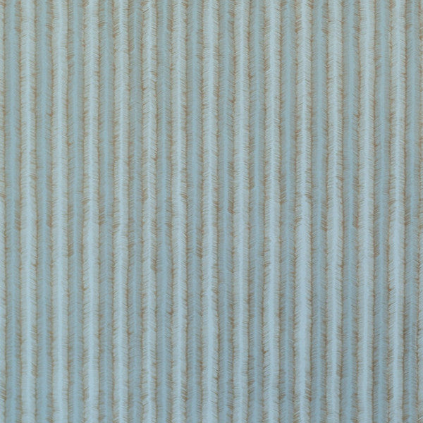 Spine Blue Wallcovering